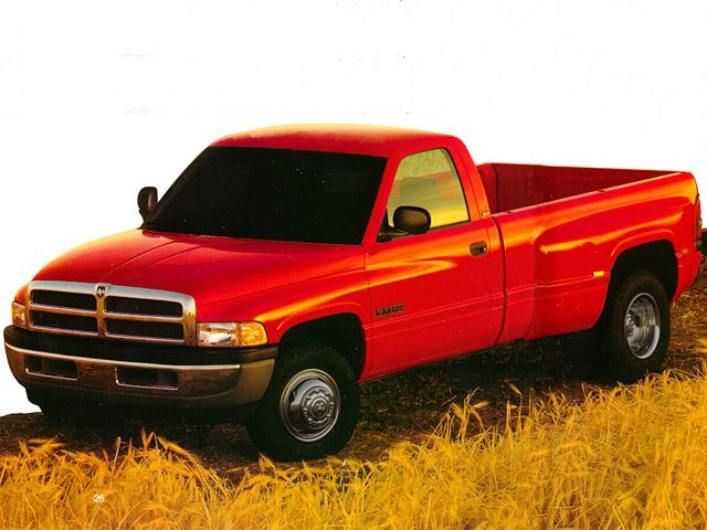 Фото Ram 3500 Regular Cab ST shown Dodge Ram3500