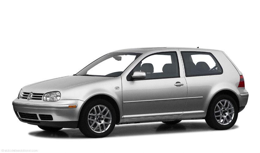 Фото 2001 Volkswagen GTI 2dr Hatchback shown Volkswagen GTI
