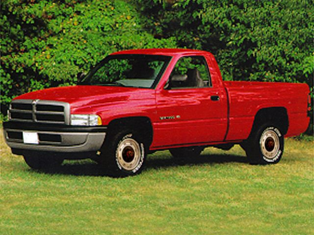 Фото Ram 1500 Regular Cab WS shown Dodge Ram1500