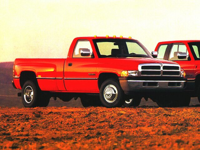 Фото Ram 3500 Regular Cab shown Dodge Ram3500