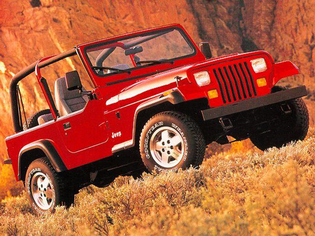 Фото Wrangler 2dr Jeep shown Jeep Wrangler