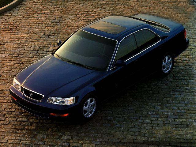 Фото TL 4dr Sedan shown Acura TL