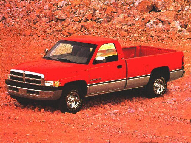 Фото Ram 1500 Regular Cab shown Dodge Ram1500