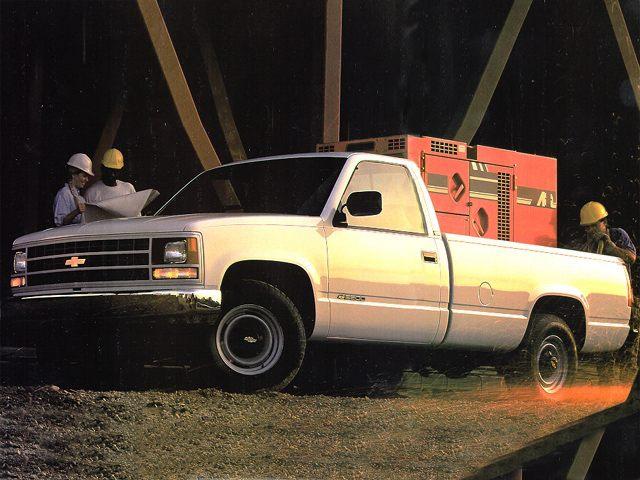 Фото C2500 Reg Cab shown Chevrolet C2500