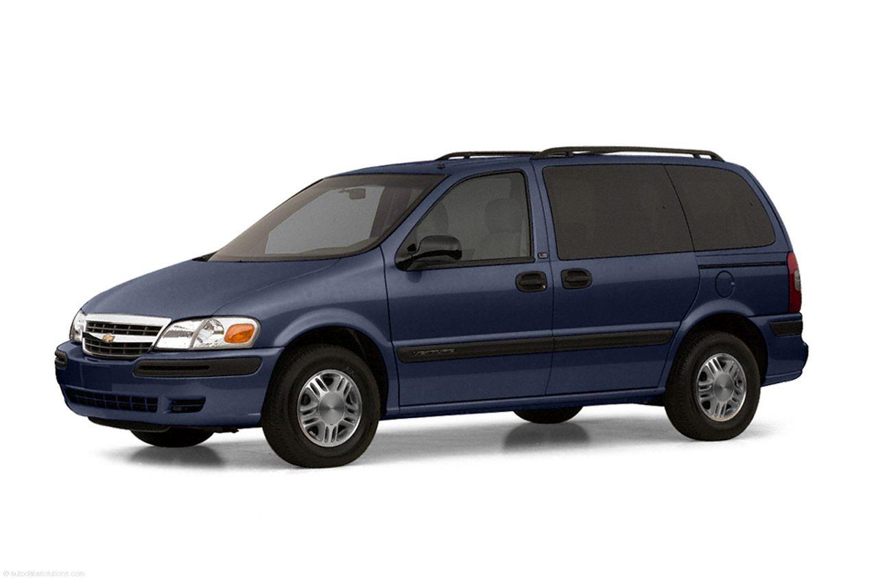 Фото 2003 Chevrolet Venture Passenger Van shown Chevrolet Venture