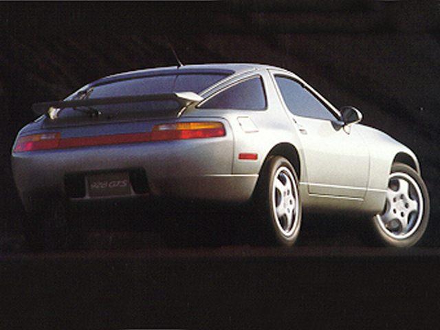 Фото 928 2dr Coupe GTS shown Porsche 928