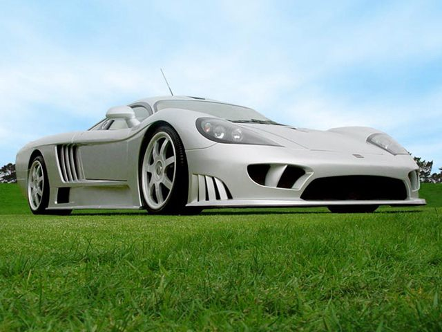 Фото S7 shown Saleen S7