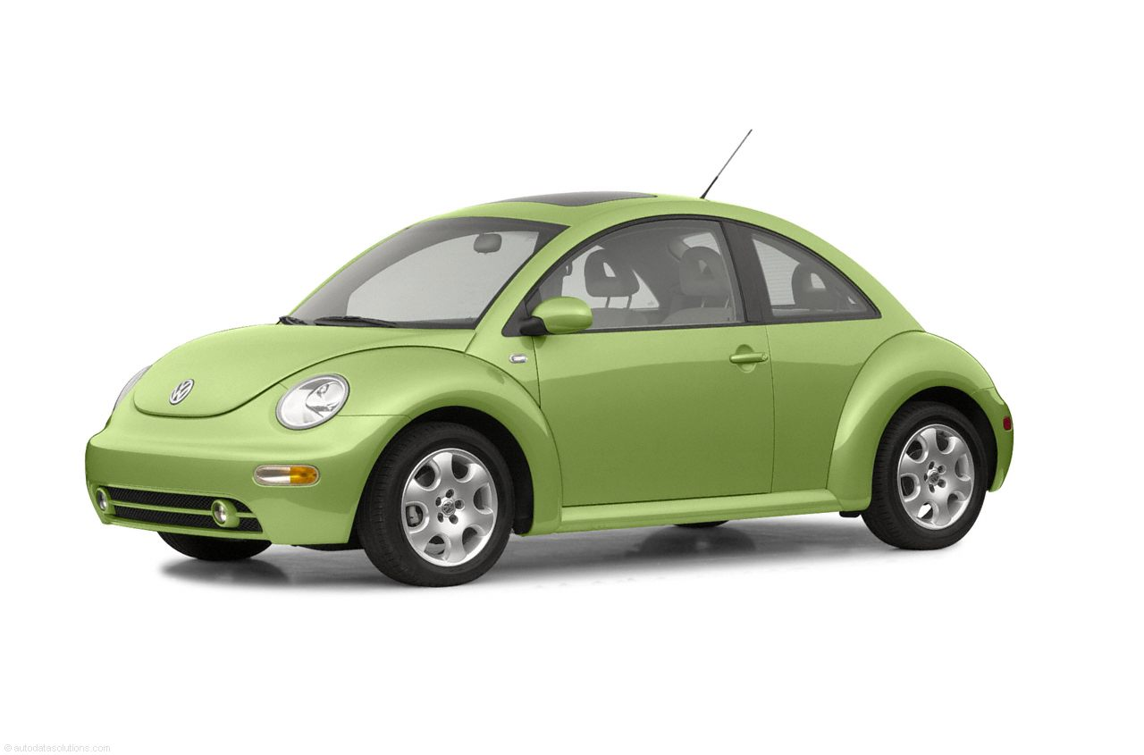 Фото 2003 Volkswagen New Beetle 2dr Hatchback shown Volkswagen NewBeetle