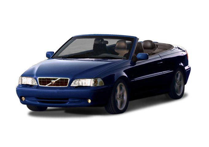 Фото C70 2dr Convertible shown Volvo C70