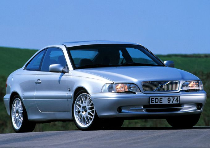 Фото C70 2dr Coupe shown Volvo C70