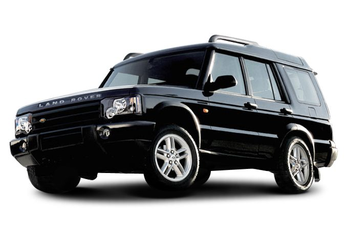 Фото Discovery shown LandRover Discovery