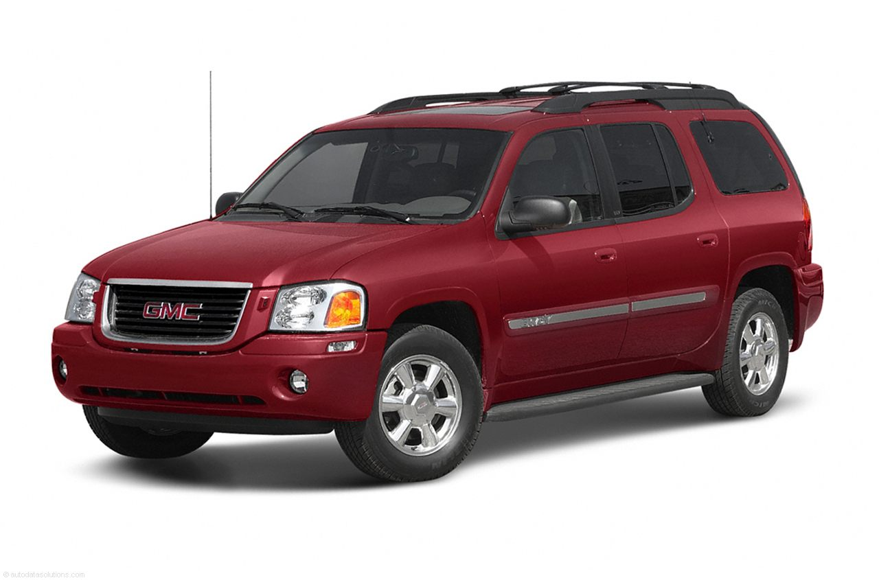 Фото 2004 GMC Envoy XL 4x4 shown GMC EnvoyXL