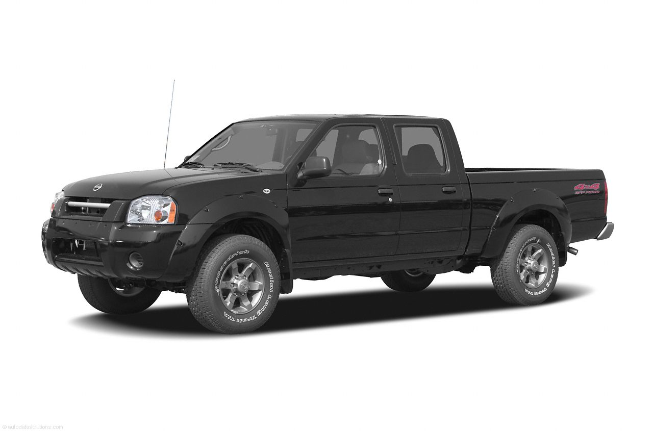Фото 2004 Nissan Frontier 4x4 King Cab 116.1 WB shown Nissan Frontier