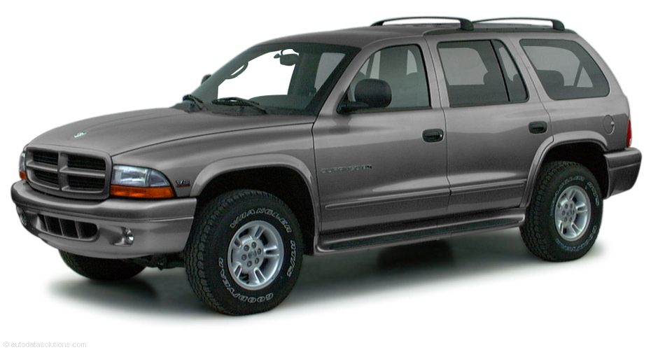 Фото 2000 Dodge Durango 4dr 4x4 shown Dodge Durango