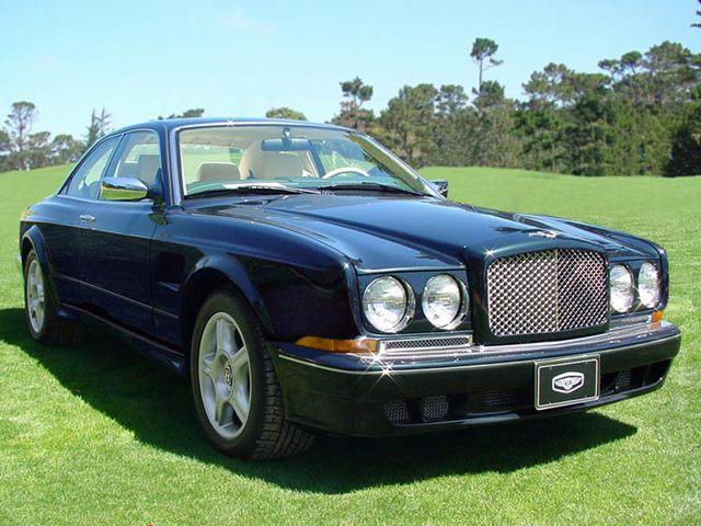 Фото Continental R shown Bentley Continental