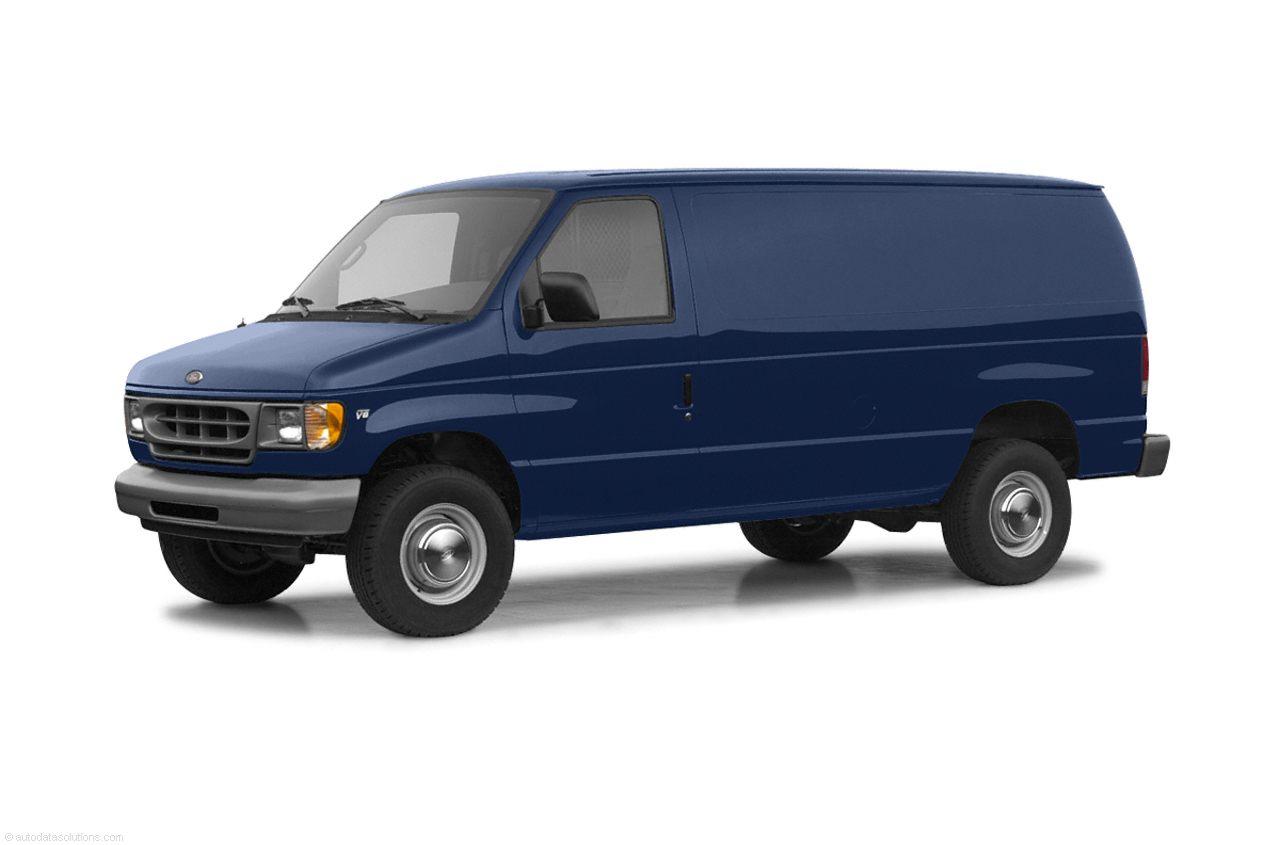 Фото 2003 Ford E-350 Super Duty Cargo Van shown Ford E350SuperDuty