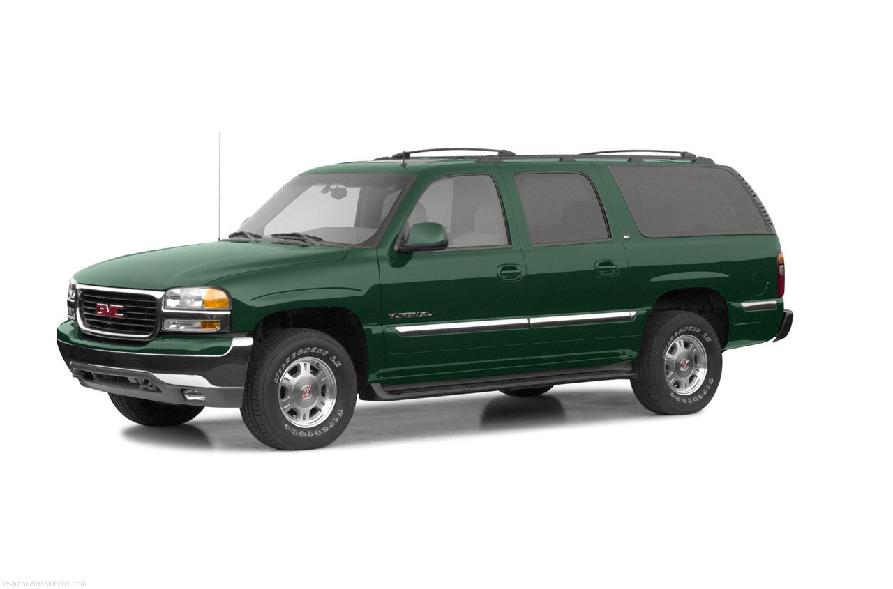 Фото 2003 GMC Yukon XL 1500 4x4 shown GMC YukonXL1500
